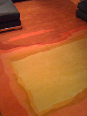 Yellow Morph Rug